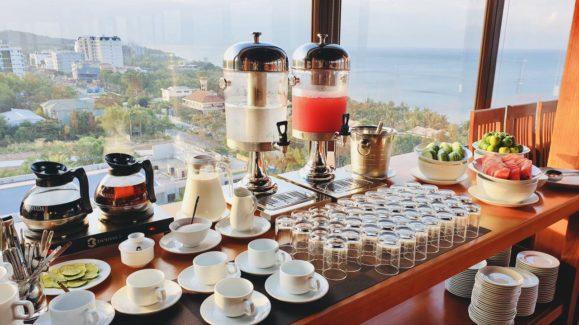 Stellar Hotel Qhu Quoc - Breakfast